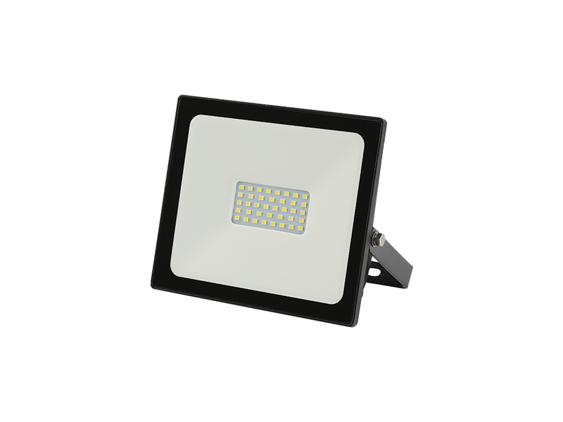 IC Solution 30W outdoor slim led floodlight Honeycomb SERIES