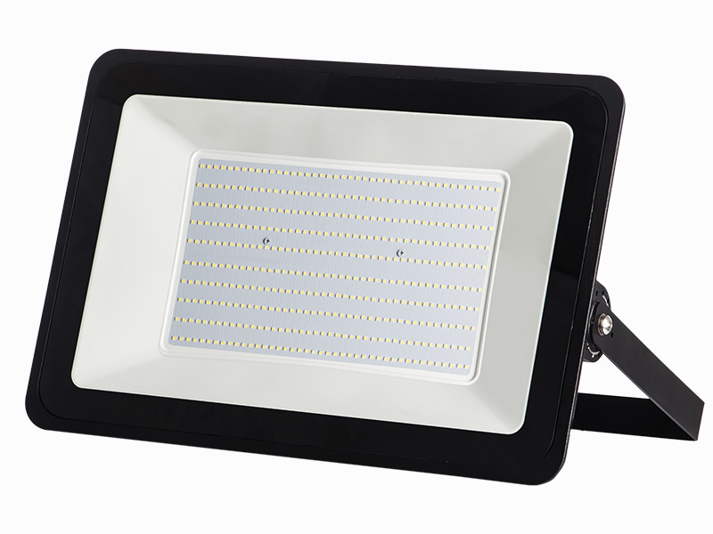 Latest design 300W outdoor slim led floodlight IP65 FLAT SERIES