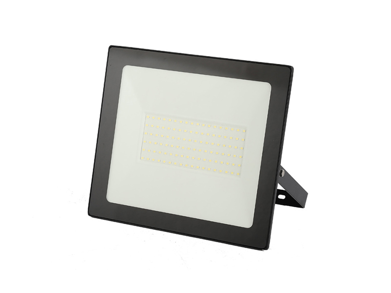 High Quality 100W outdoor slim led floodlight IP65 FLAT SERIES