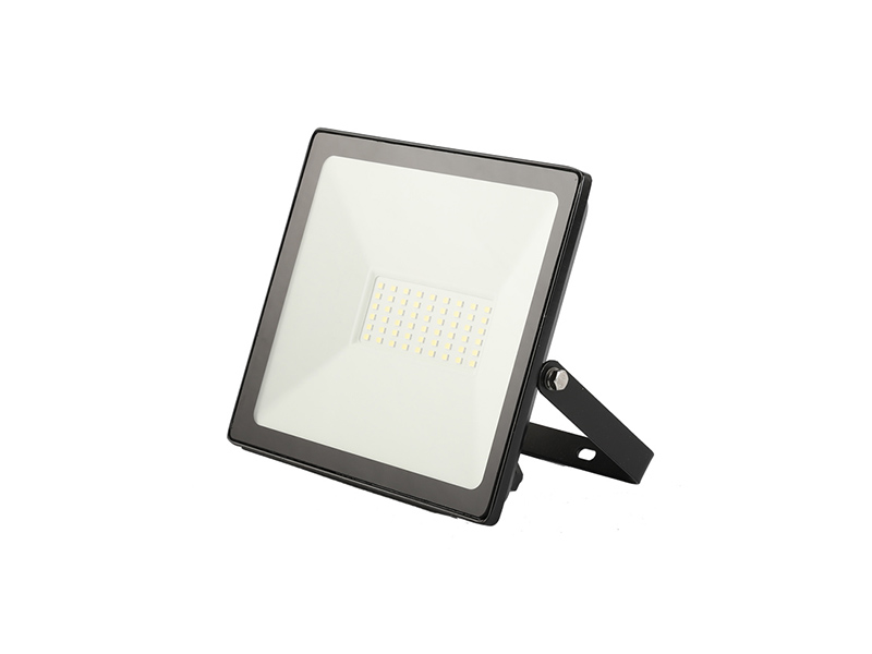 50W outdoor slim led floodlight IP65 FLAT SERIES