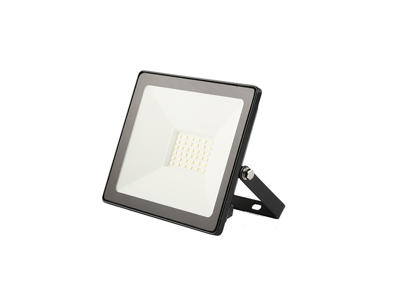 30W outdoor slim led floodlight IP65 FLAT SERIES