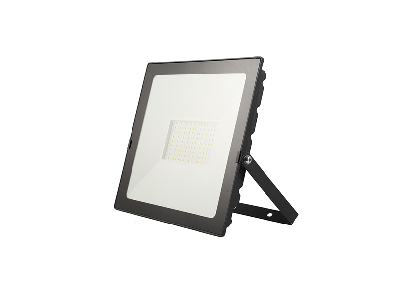 Energy Saving 150W outdoor slim led floodlight IP65 FLAT SERIES