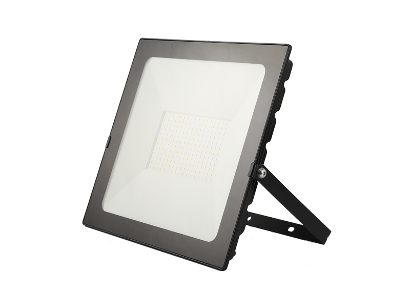 High Power 200W outdoor slim led floodlight IP65 FLAT SERIES