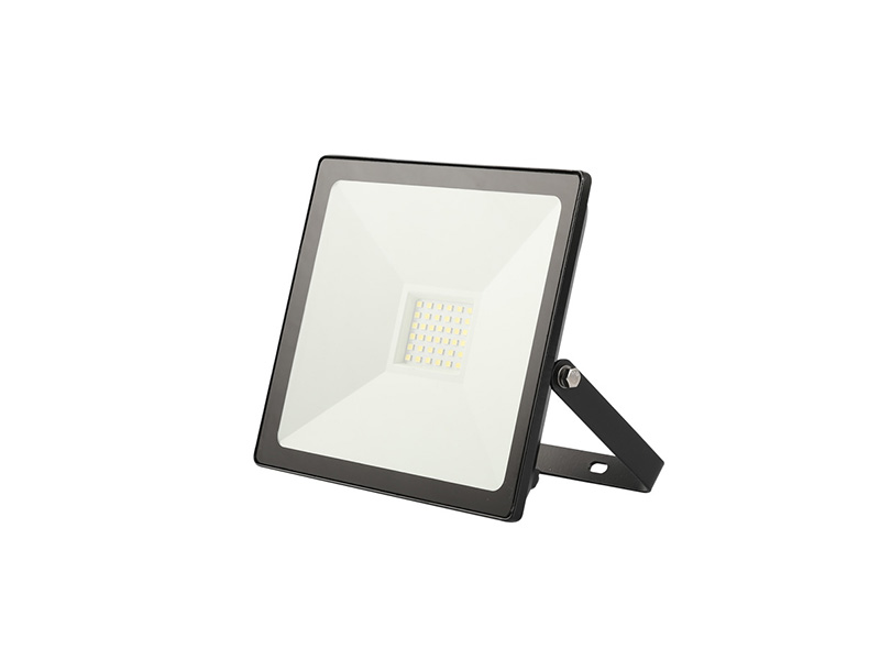 CE ROHS Aluminum+Glass smd 30W outdoor slim led floodlight IP65 MARS SERIES