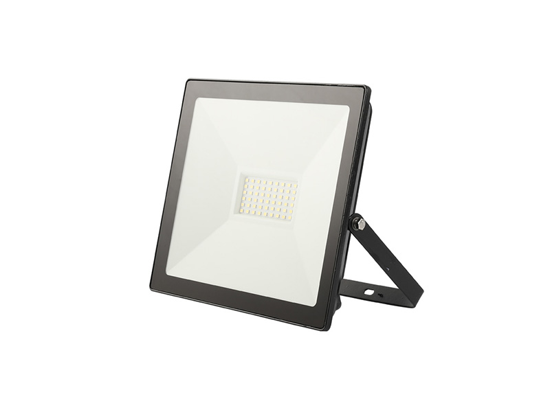 High lumen 50W outdoor slim led floodlight IP65 MARS SERIES