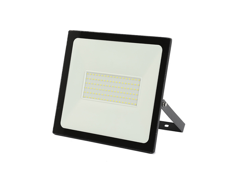 High Power 100W outdoor slim led floodlight Honeycomb SERIES