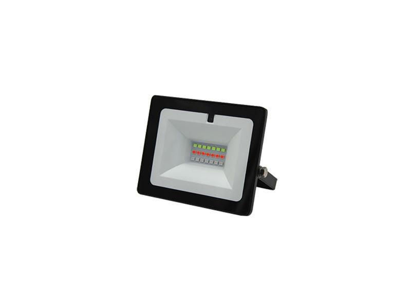 Remote control 10 watt RGB outdoor led flood light, Waterproof Security 10W RBG LED Floodlight