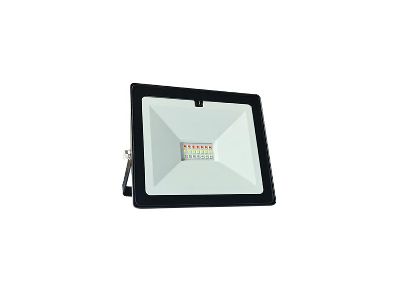 Remote control 20 watt RGB outdoor led flood light, Waterproof Security 20W RBG LED Floodlight