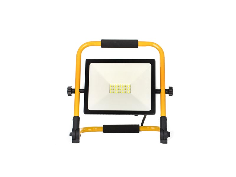 china supplier 50W movable led work light led floodlight
