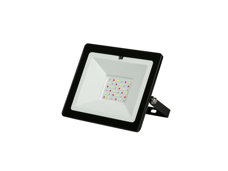 Remote control 30 watt RGB outdoor led flood light, Waterproof Security 30W RBG LED Floodlight
