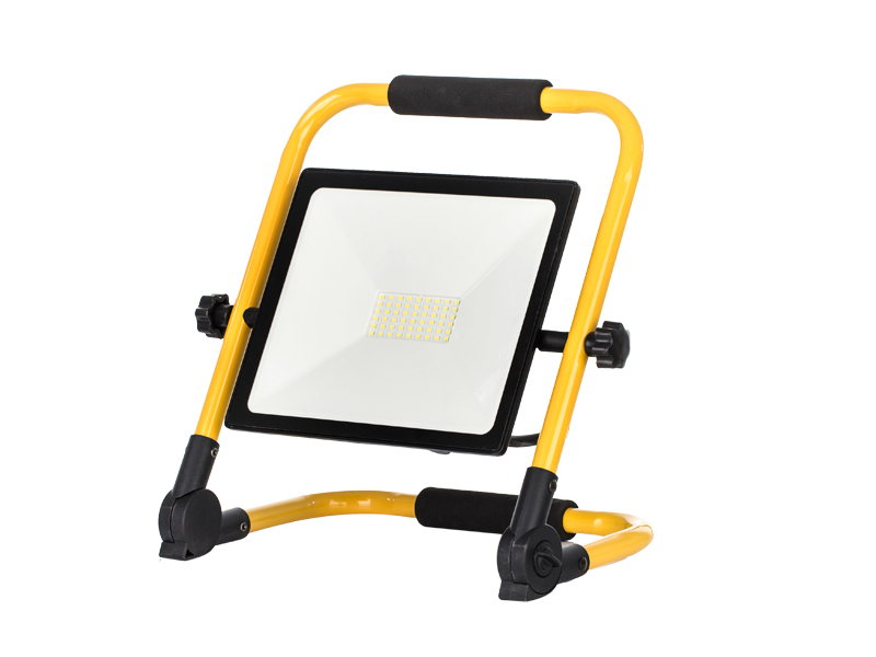 china supplier 50W movable led work light led floodlight
