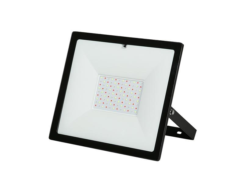 Remote control 100 watt RGB outdoor led flood light, Waterproof Security 100W RBG LED Floodlight